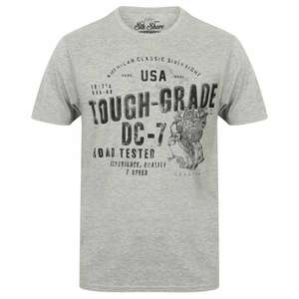 "Sth. Shore T-Shirt ""Tough Grade"" für 3,33€ + 3,95€ VSK (In 3 Farben verfügbar) [SPORTSPAR]"