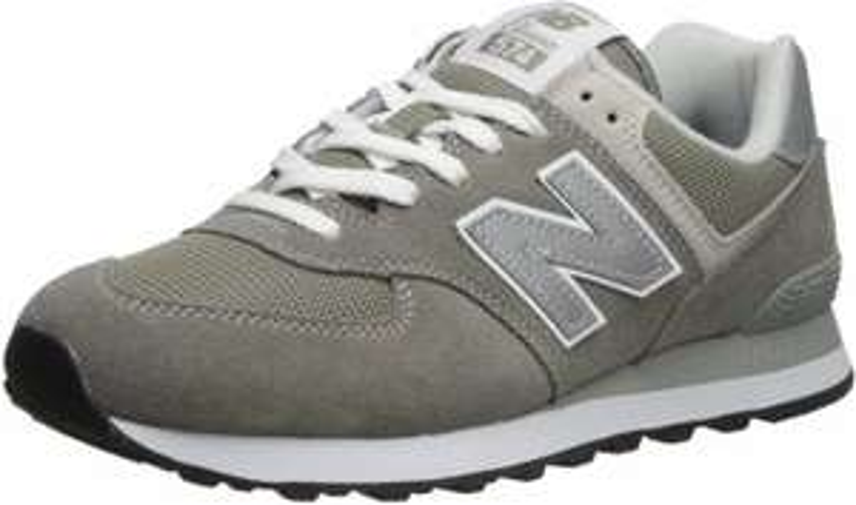 New Balance 574 Core grey (ML574EGG) Sneaker (36-50) für 31.99€ (Amazon UK)