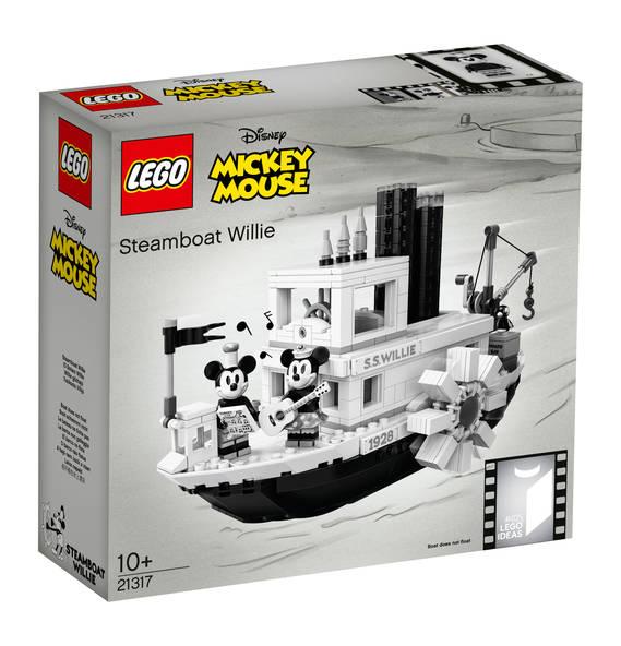LEGO Steamboat Willie 21317 für 66,49 €
