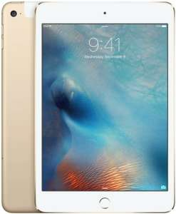 "[Vorbestellung] Apple iPad mini 4 Tablet 7.9"" - 128GB, WiFi + 4G (Amazon.it)"