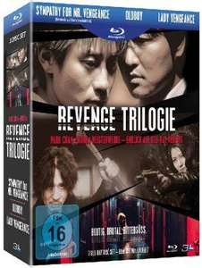 Revenge Triliogie (bluray) bei amazon