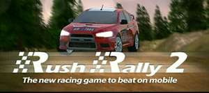 Rush Rally 2 für 0,79€ (Android) [Google Play Store]