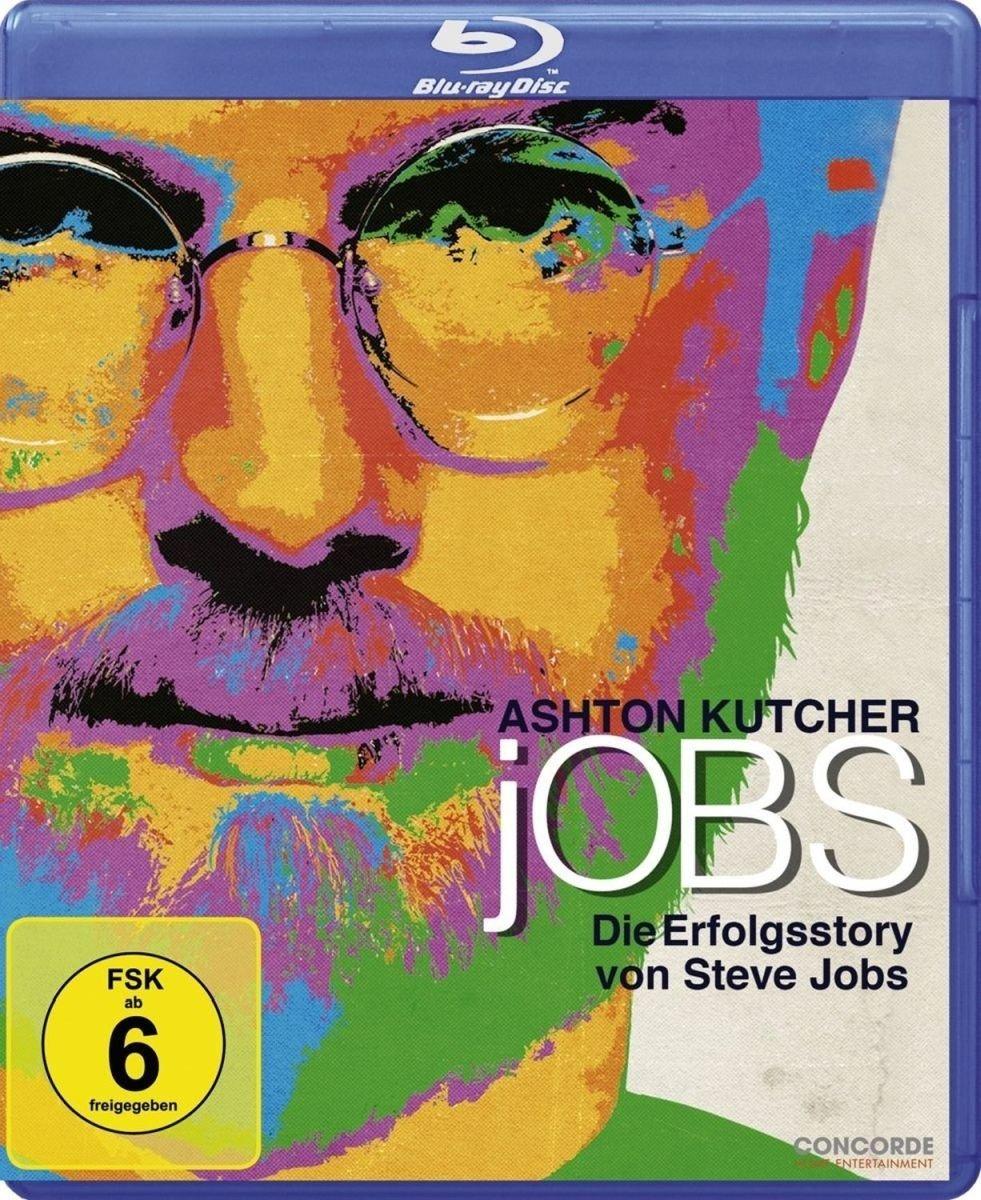 jOBS - Die Erfolgsstory von Steve Jobs (Blu-ray) für 3,72€ (Dodax)