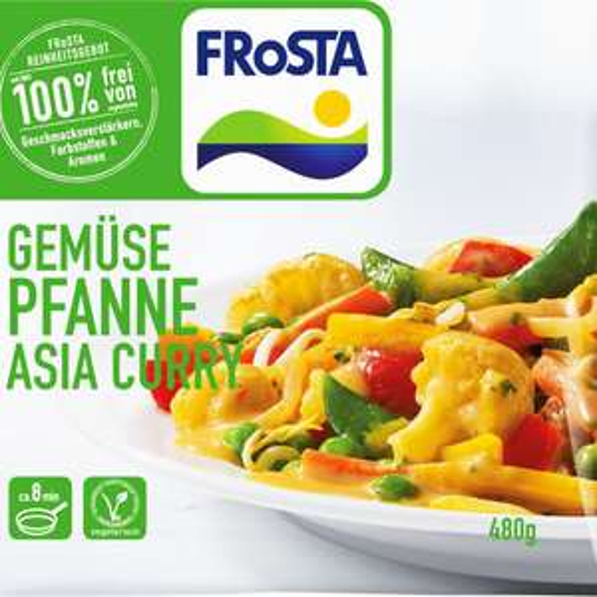 Frosta Gemüse-Pfanne / Wiltmann Salami zum Bestpreis bei (Kaufland)