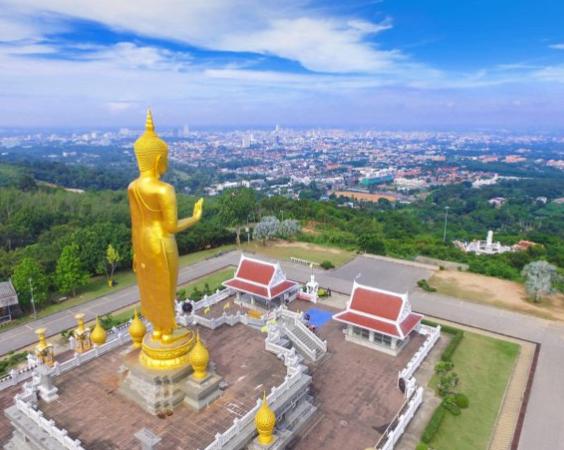 Flüge: Thailand ( April - Mai ) Hin- und Rückflug von Berlin nach Hat Yai ab 284€