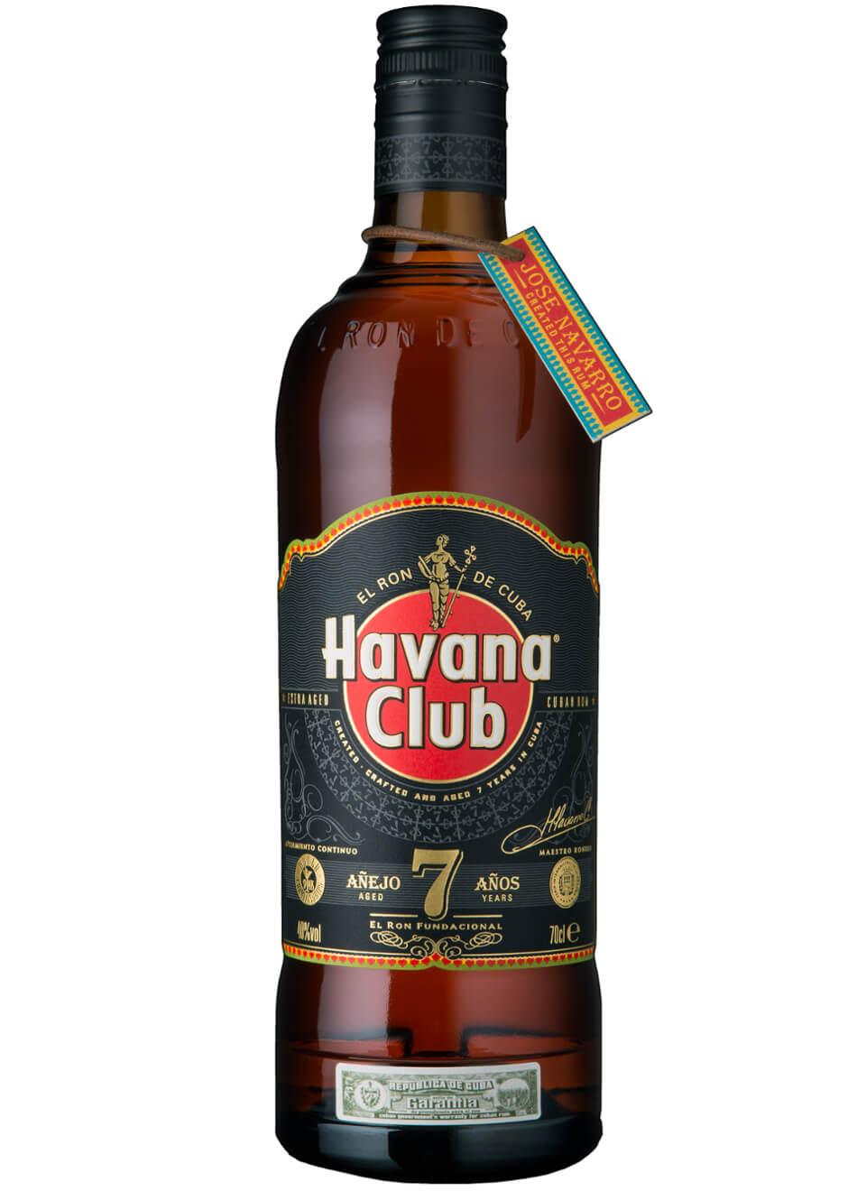 Havana Club Anejo 7 Jahre Rum bei [Trinkgut] ab 26.08.