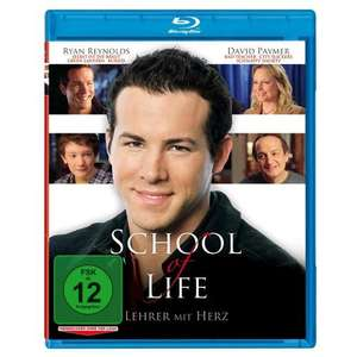 School of life - Lehrer mit Herz [Blu-ray] für 6,99€ @Amazon