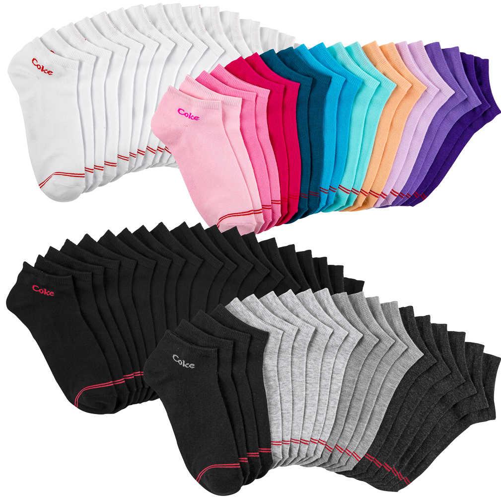 10x COCA COLA Sneaker-Socken für 7,- bei Kaufland