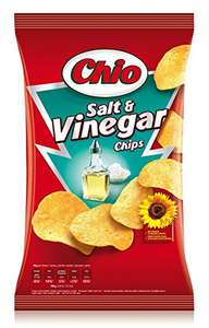 [amazon] Chio Chips Salt & Vinegar, 10er Pack (10 x 175 g) [Versandkostenfrei über Sparabo] ***UPDATE: 10,38€ mit Rabattcoupon!***