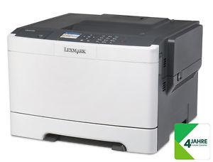LEXMARK CS417dn Farblaser-Drucker