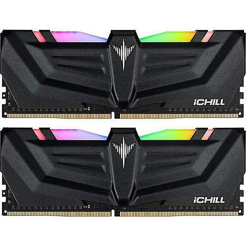 INNO3D iChiLL RGB DIMM Kit 16GB, DDR4-3000, CL16-18-18-36 (RCX2-16G3000R)