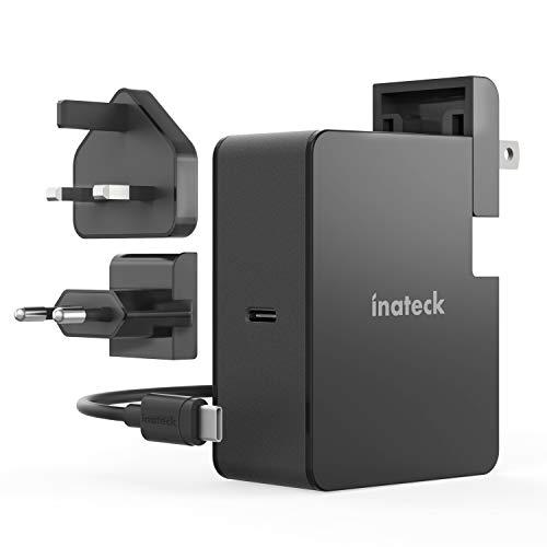 Inateck 45W USB C Ladegerät mit 2 m USB C Kabel, Power Delivery Type C  [Amazon Prime]