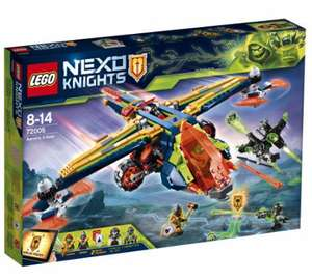 Lego Nexo Knights 72005 Aarons Armbrust, versandkostenfrei bei [Spiele Max]