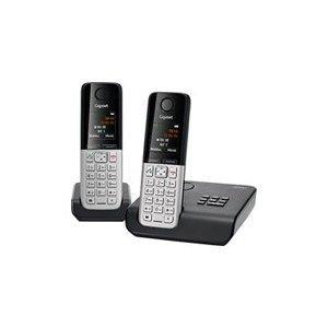 Gigaset C300A Duo für 54€ – Analoges Schnurlostelefon mit Anrufbeantworter und 2. Mobilteil