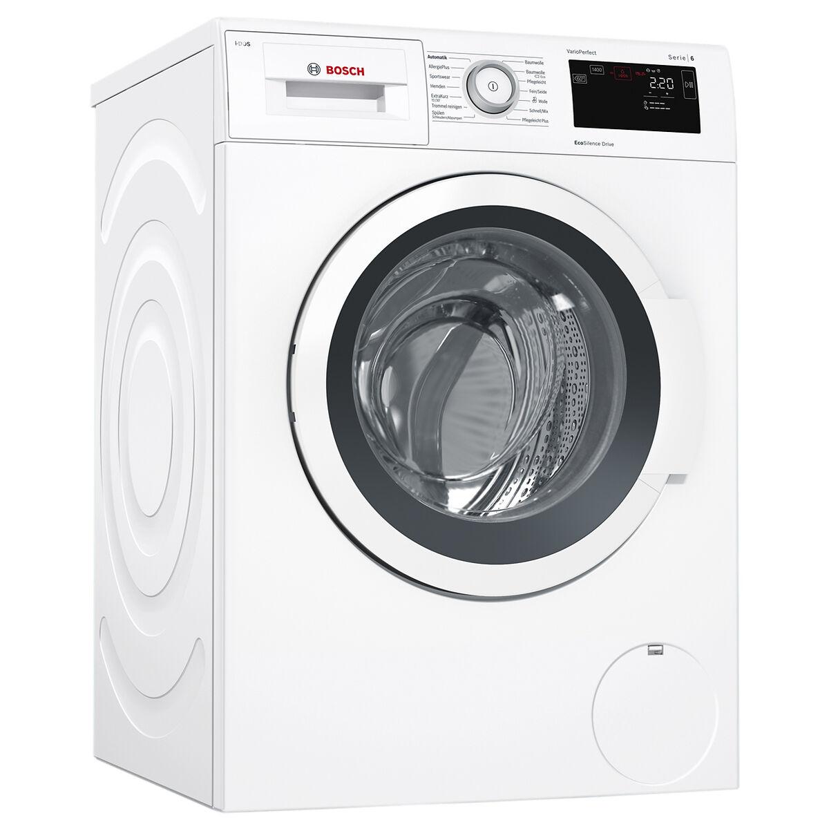 Bosch Waschmaschine WAT 286V0  - Serie 6 - 8kg - A+++