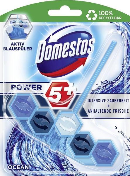 9x WC-Stein Power 5+ Aktiv mit Sofortrabatt für nur 5,80€ und zusätzlich 4,50€ Cashback möglich (effektiv nur 0,14€ pro Packung)