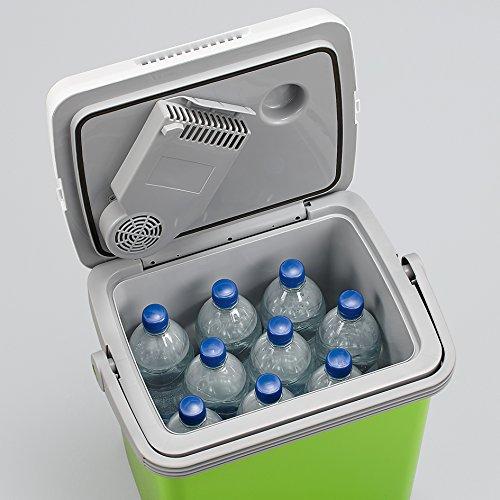 SEVERIN Elektrische Kühlbox mit Kühl- und Warmhaltefunktion, 20 L