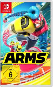 [Smyths Toys Münster] Arms für 18€ für Nintendo Switch