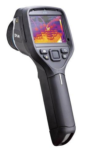 FLIR Kompakte Wärmebildkamera mit 240 x 180 Infrarotauflösung und MSX,  E50
