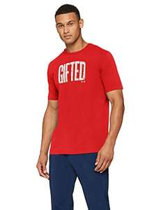 Under Armour Herren MFO Holiday SS Kurzarmshirt, Red/Black (600), SM - Amazon Plus