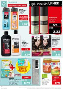 [Kaufland] Pampers Premium Protection oder Baby-Dry 2+1 gratis