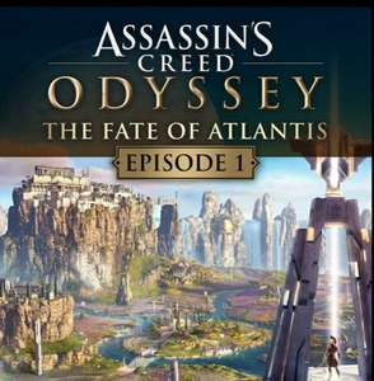 Assassin's Creed Odyssey - Das Schicksal von Atlantis Episode 1 DLC (PS4/Xbox One/PC) kostenlos
