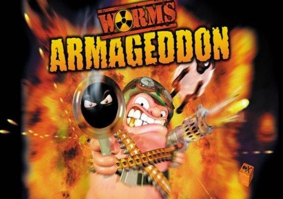 Worms Armageddon (Steam Key, multilingual)