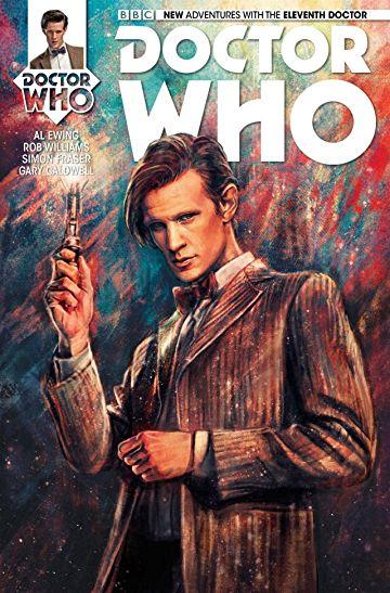 4 Dr Who Comics kostenlos bei Comixology (Digital)