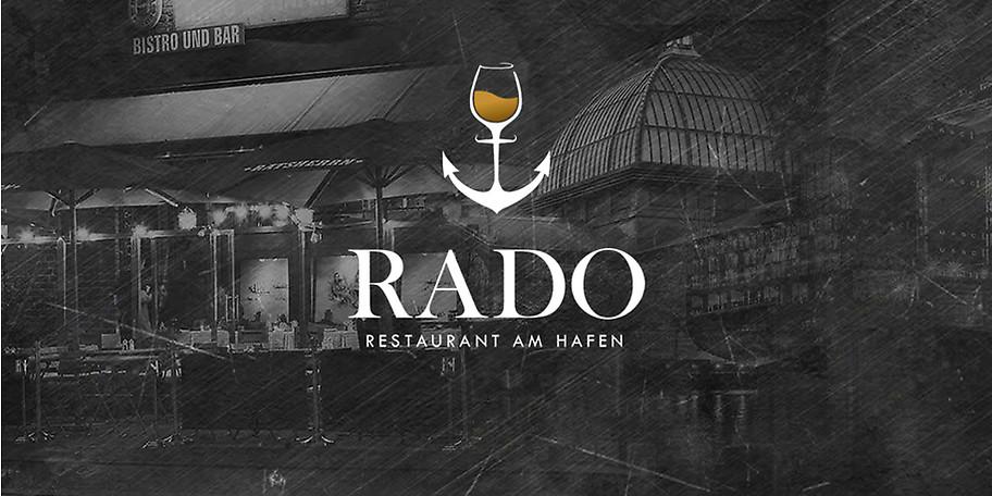 """[ Hamburg ] 50€ Gutschein für """"Rado – Restaurant am Hafen"""" für 27,50€"""