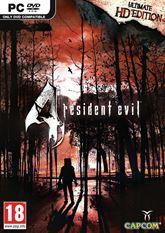 Resident Evil 4 Ultimate HD Edition (Steam) für 3,20€ (GamersGate)