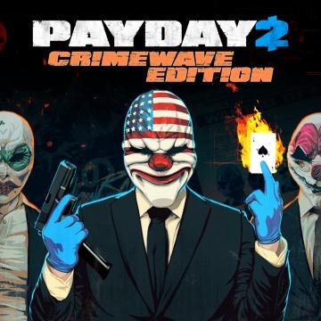 Payday 2 Crimewave Edition (PS4) für 4,99€ (PSN)