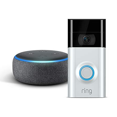[Amazon Prime] Echo Dot + Ring Video Doorbell 2