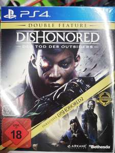(MM Köln Marsdorf) Dishonored: Der Tod des Outsiders + Dishonored 2: Das Vermächtnis der Maske - Double Feature (PS4 + XboxOne)