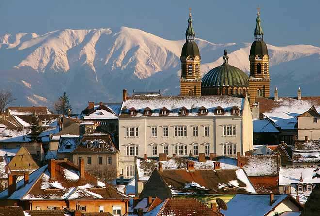 Flüge: Sibiu ( Hermannstadt ) / Rumänien ( Okt - Nov ) Hin- und Rückflug von Dortmund, Hahn und Karlsruhe ab 13€