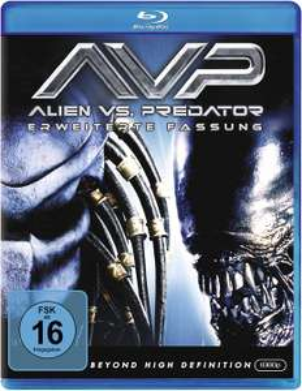 [ebay - dodax | mecodu] Alien vs. Predator (Blu-ray) für 4,09€ inkl. Versand