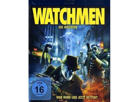 Watchmen - Die Wächter [Blu-ray] für 4,55€ inklusive Versand