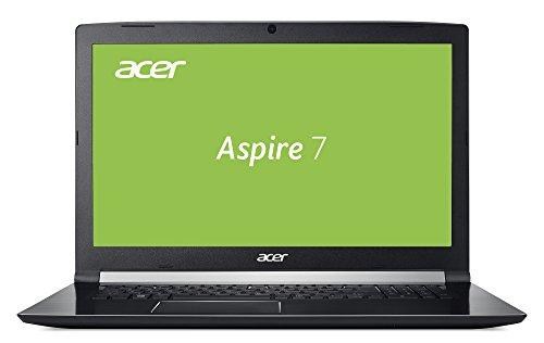 "[amazon] Acer Aspire 7 (17,3""/Full-HD-IPS matt/i5-8300H /8GB RAM/128GB-1TB/GTX 1050/Win 10 Home/beleuchtete Tastatur/Fingerprint Reader)"