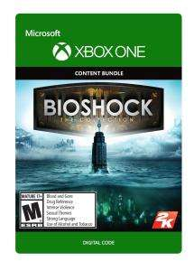 BioShock: The Collection (Xbox One Digital Code) für 12,49€ (Xbox Store Live Gold)
