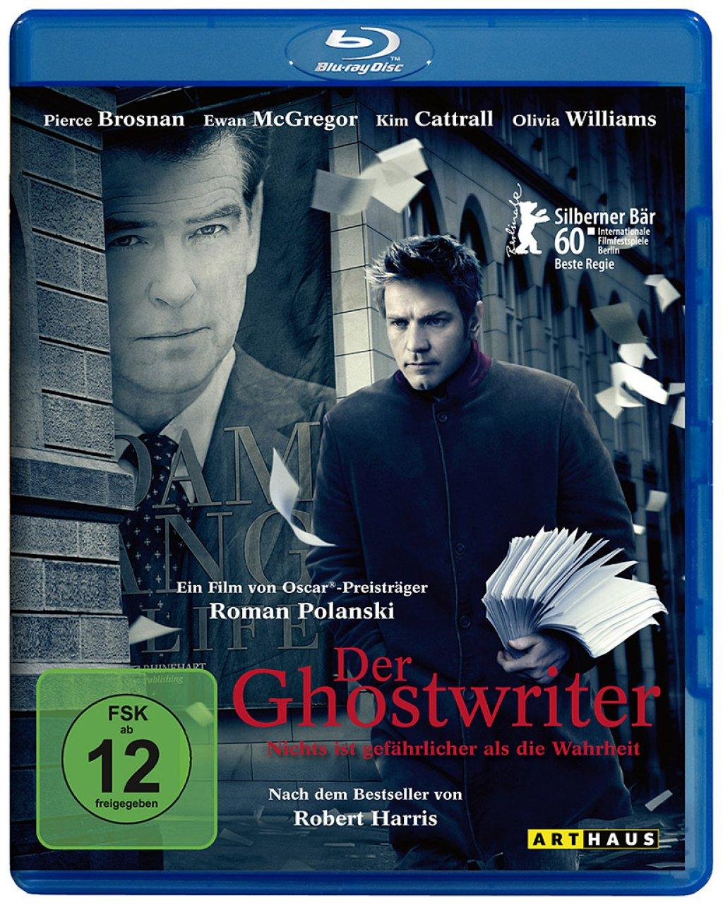 Der Ghostwriter (Blu-ray) für 3,68€ (Dodax)