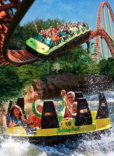 Tageskarte für den Holiday Park in der Pfalz - Tickets 2 Jahre ab Kauf gültig