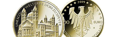 Deutsche 1/2 oz Goldmünze ca. 50 Euro unter Schmelzwert