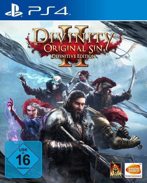 Divinity Original Sin 2 Definitve Edition (PS4 / Xbox One) [expert]