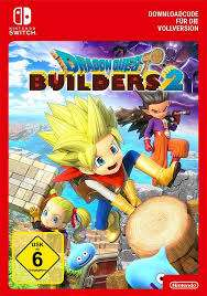[Nintendo Switch] Dragon Quest Builders 2  (Download)