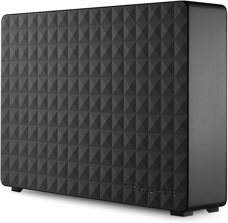 Seagate Expansion Desktop Festplatte - 10 TB - extern (Stationär) - USB 3.0 - Schwarz