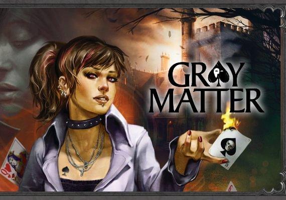 Gray Matter (Steam-Key, Sprachausgabe Deutsch & Englisch)
