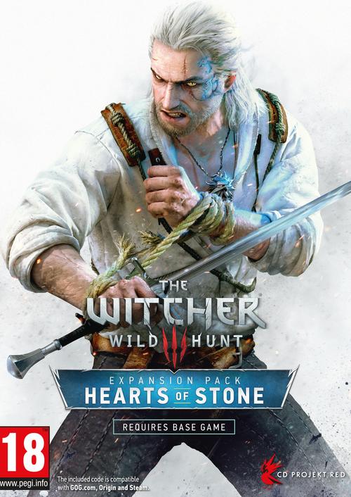 The Witcher 3: Wild Hunt - Hearts of Stone DLC (PC/GOG) für 3,29€ (CDKeys)