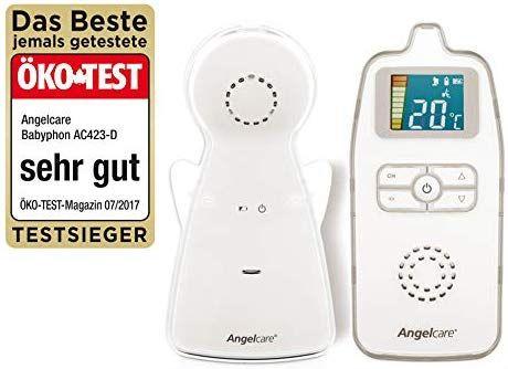 Angelcare Babyphon AC423-D, weiß [Amazon]