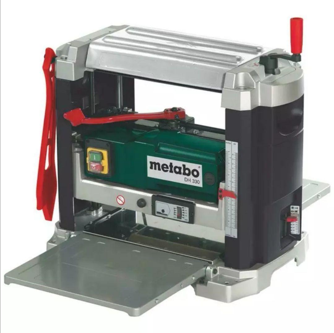 Hobelmaschine - Metabo DH330 - mobiler Einsatz