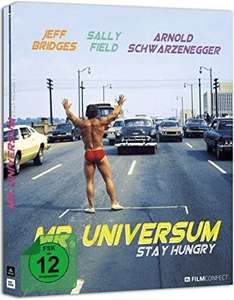 GDD: z.B. Mr. Universum (Stay Hungry) [Blu-ray] - 7€ | Cable Guy CoD Specialist #2 - 17€ | amiibo Lucas - 4€ (Filialabholung bzw. über 29€)