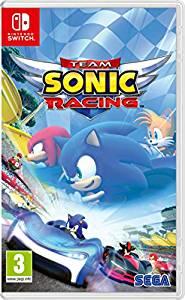 Team Sonic Racing (Switch) für 23,56€ (Amazon IT)